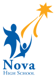 Nova High School logo